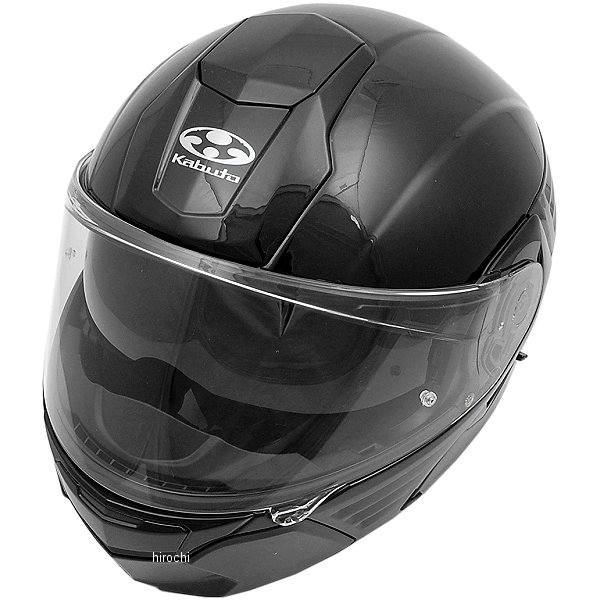 【メーカー在庫あり】 オージーケーカブト OGK KABUTO システムヘルメット KAZAMI ブラックメタリック XLサイズ(61cm-62cm) 4966094562052 HD店