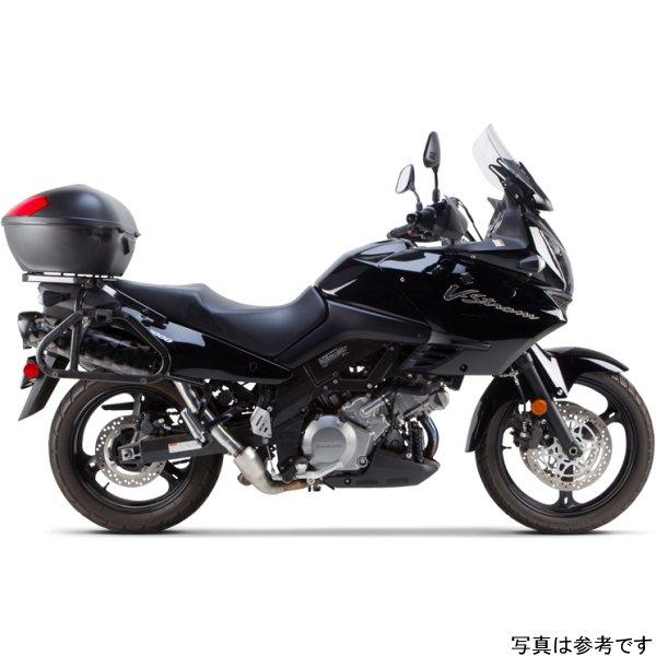 【USA在庫あり】 ツーブラザーズレーシング スリップオンマフラー M-2 デュアル 02年-13年 Vストローム1000 アルミ 592998 HD