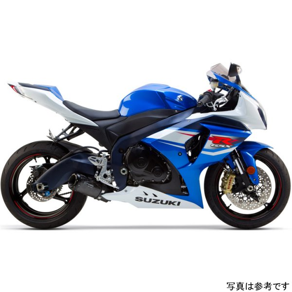 ツーブラザーズレーシング フルエキゾースト ブラックシリーズ M-2 09年以降 GSX-R1000 カーボン 594263 HD