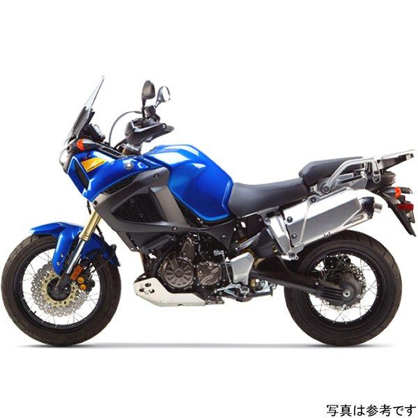 【USA在庫あり】 ツーブラザーズレーシング スリップオンマフラー ブラックシリーズ M-2 10年-13年 スーパーテネレ アルミ 594488 HD