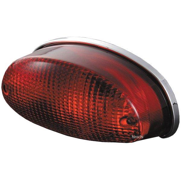 【メーカー在庫あり】 ポッシュ POSH LEDテールランプユニット 92年-07年 ゼファー1100、ゼファー1100RS 赤 032090-90 HD店