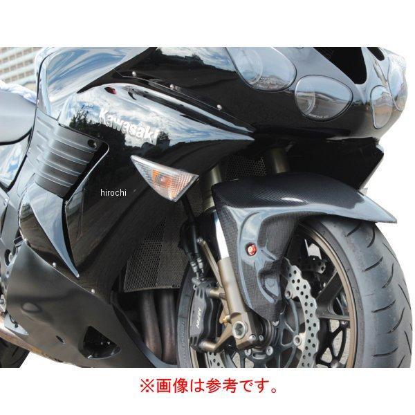 ポッシュ POSH 3DTECH カーボン フロントフェンダー 06年-16年 Ninja ZX-14R、ZZR1400 黒ゲル 037106-BG HD店