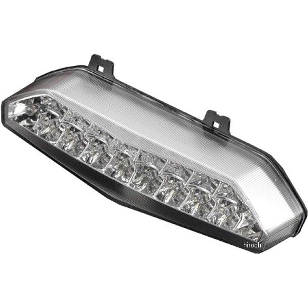 【メーカー在庫あり】 ポッシュ POSH LEDテールランプ ZRX1200DAEG クリア 072090-91 HD店
