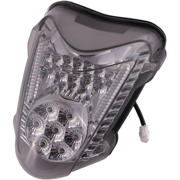 【メーカー在庫あり】 ポッシュ POSH LEDテールランプユニット 08年-12年 ハヤブサ GSX1300R スモーク 186190-92 HD店