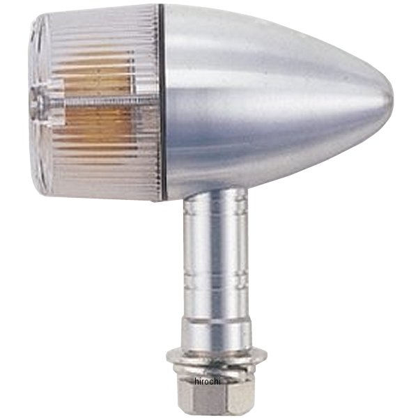 ポッシュ POSH ミドルマシンドウインカー セミユニバーサルセット砲弾タイプ クリア 192099-23 HD店