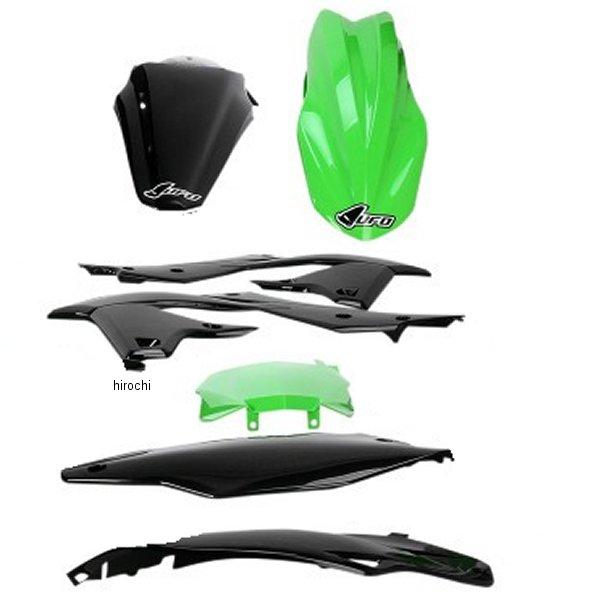 【USA在庫あり】 ユーフォープラスト UFO PLAST 外装キット 13年 KX250F プロサーキット 1403-1455 HD店