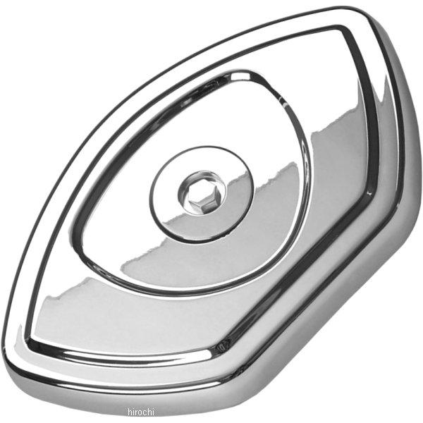 【メーカー在庫あり】 ショークローム Show Chrome タイミング チェーン カバー キャップ付き 01年-10年、12年以降 GL1800 クローム 418704 HD