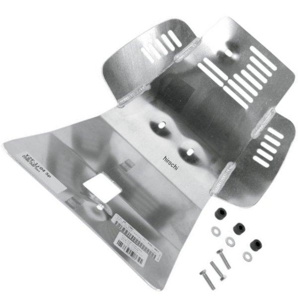 【USA在庫あり】 デボル DEVOL スキッドプレート 03年-06年 YZ450F、WR450F アルミ 0506-0063 HD店