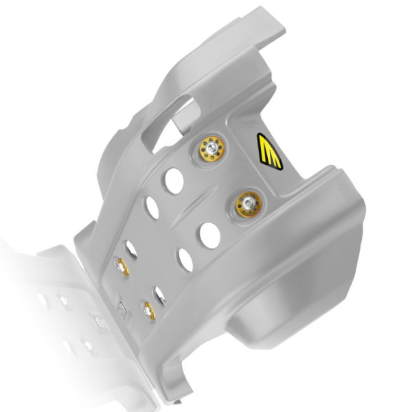 【USA在庫あり】 サイクラ CYCRA スキッドプレート フルコンバット 13年以降 KTM 250 グレー 0506-0898 HD店