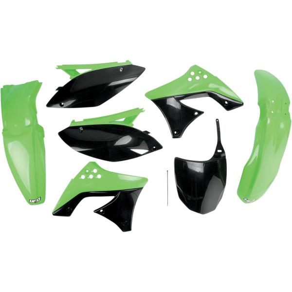 【USA在庫あり】 ユーフォープラスト UFO PLAST 外装キット 09年 KX250F OEM 115903 HD店