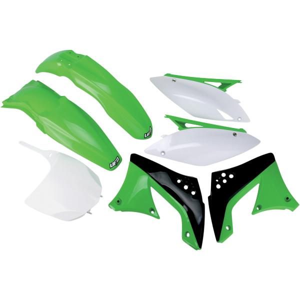 【USA在庫あり】 ユーフォープラスト UFO PLAST 外装キット 10年-11年 KX450F OEM 115977 HD店