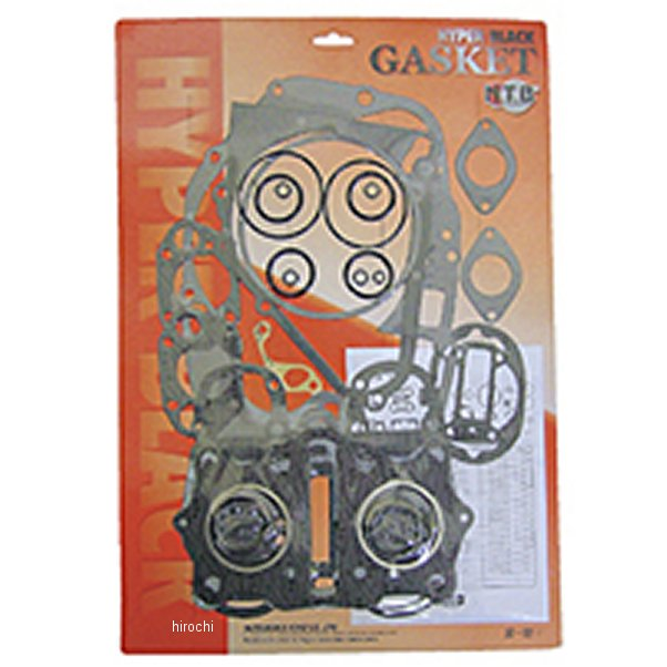 【メーカー在庫あり】 GKH-005B NTB ガスケットキット CB250K GKH-005B HD