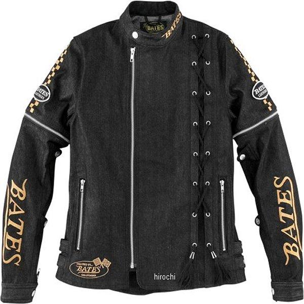 ベイツ BATES 春夏モデル 2Way 12ozデニムジャケット レディース 黒 Mサイズ BJL-D1734 HD店