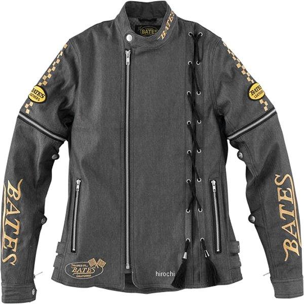 ベイツ BATES 春夏モデル 2Way 12ozデニムジャケット レディース リバーブルー Mサイズ BJL-D1734 HD店