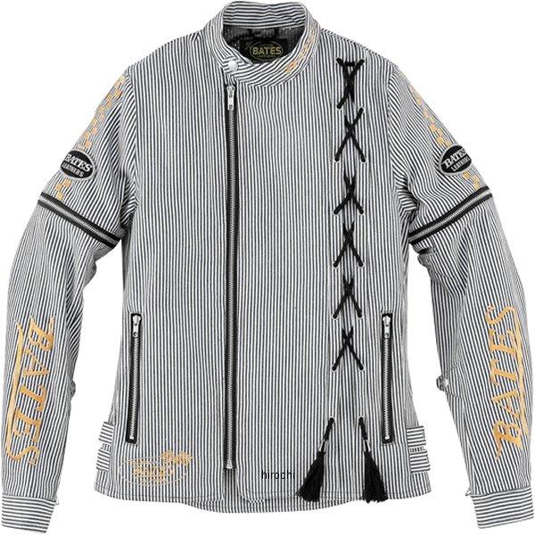 ベイツ BATES 春夏モデル 2Way 12ozデニムジャケット レディース ヒッコリー Mサイズ BJL-D1734 HD店
