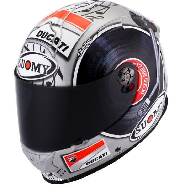 【メーカー在庫あり】 SR0020 スオーミー SUOMY フルフェイスヘルメット SR-SPORT ドヴィジオーゾ ムジェロ Lサイズ(59cm-60cm) SSR002003 HD店