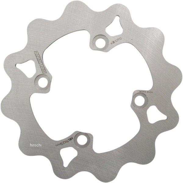 【USA在庫あり】 ブレーキング(BRAKING) ブレーキローター フロント 00年-09年 RM65、KX65 ステンレス KW23RID HD