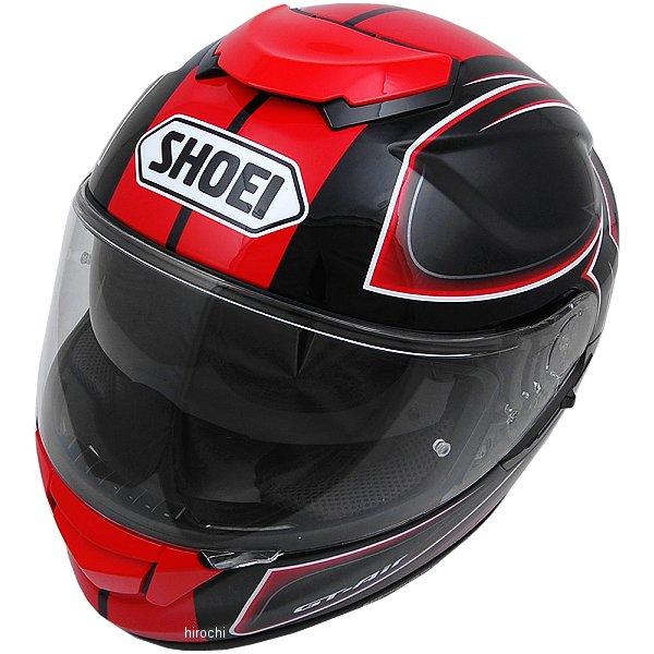 【メーカー在庫あり】 ショウエイ SHOEI フルフェイスヘルメット GT-Air EXPANSE TC-1 赤/黒 XLサイズ 4512048448691 HD店