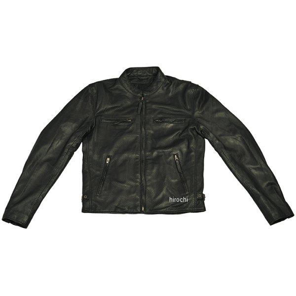 バギー Buggy 春夏モデル パンチングシープジャケット 黒 Mサイズ BAS1715 HD店
