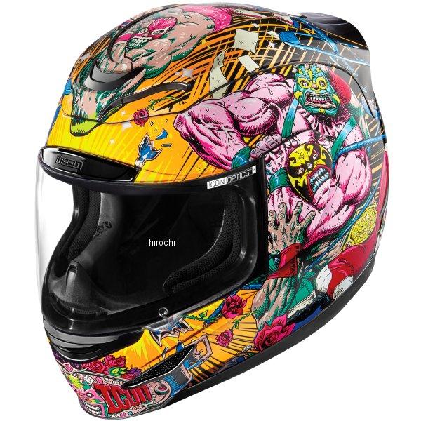 【USA在庫あり】 アイコン ICON フルフェイスヘルメット Airmada Rudos Sサイズ 0101-9976 HD店