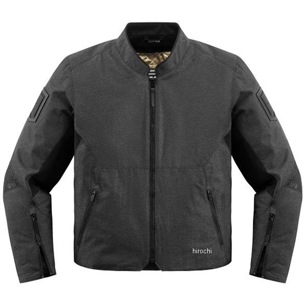 【USA在庫あり】 アイコン ICON 春夏モデル ジャケット AKROMONT 黒 Mサイズ 2820-3918 HD店