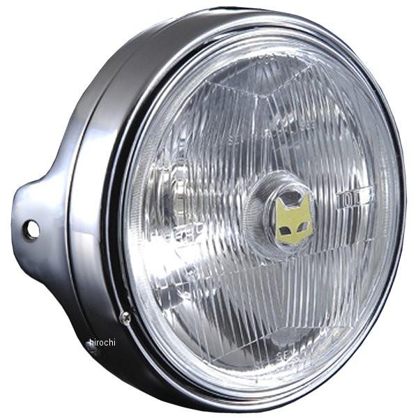 【メーカー在庫あり】 マーシャル MARCHAL ヘッドライト 889 ドライビングランプ フルキット 180φ 汎用 クリア/メッキ 800-8018 HD店