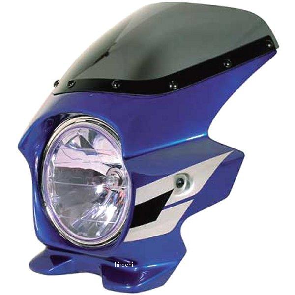 ブラスター BLUSTER2 ビキニカウル 05年-06年 CB400SF H-V Spec3 キャンディタヒチアンブルー (ウイングライン) 23119 HD店