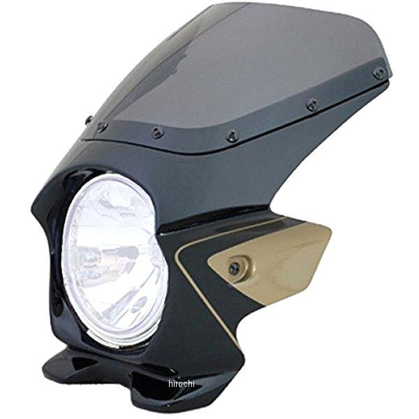 ブラスター BLUSTER2 ビキニカウル 12年 CB400SF Revo Special Edition グラファイトブラック/ゴールド(ツートン) 23143 HD店