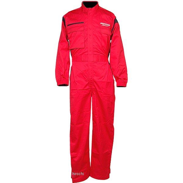 51609213 ブリヂストン BRIDGESTONE ピットクルースーツ THE MOG 赤 ELサイズ 5160 9213 HD店