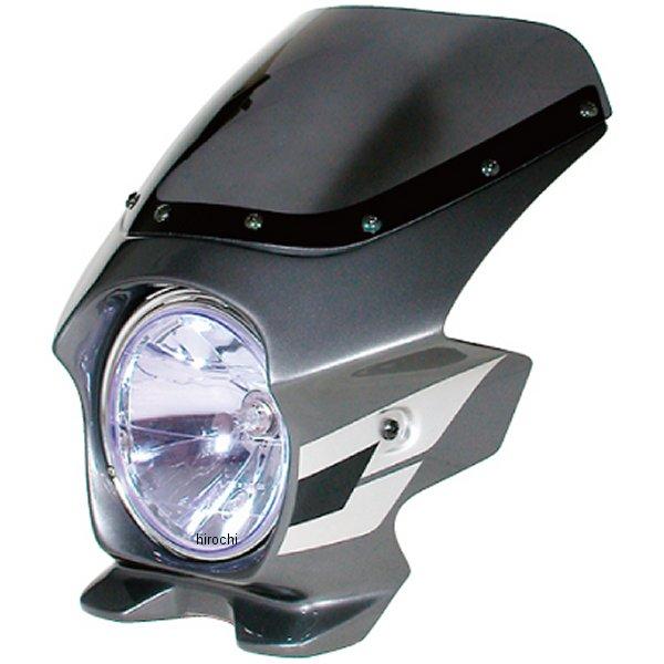 ブラスター BLUSTER2 ビキニカウル 06年 CB400SF H-V Spec3 レディッシュグレイメタリックU (ストライプ) 23136 HD店