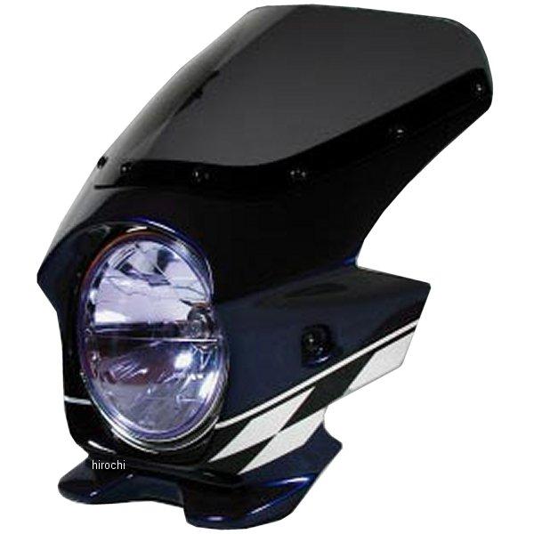 ブラスター BLUSTER2 ビキニカウル 07年 XJR1300 ダークパープリッシュブルーメタリックL (ストロボ) 20017 HD店