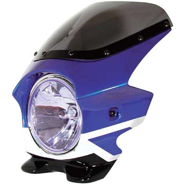 ブラスター BLUSTER2 ビキニカウル 00年 XJR1300 ディープパープリッシュブルーメタリックC (ストロボ) エアロ 91077 HD店