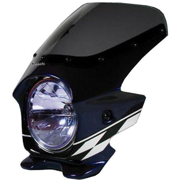 【メーカー在庫あり】 ブラスター BLUSTER2 ビキニカウル 07年-10年 XJR1300 ダークパープリッシュブルーメタリックL エアロ 90015 HD店