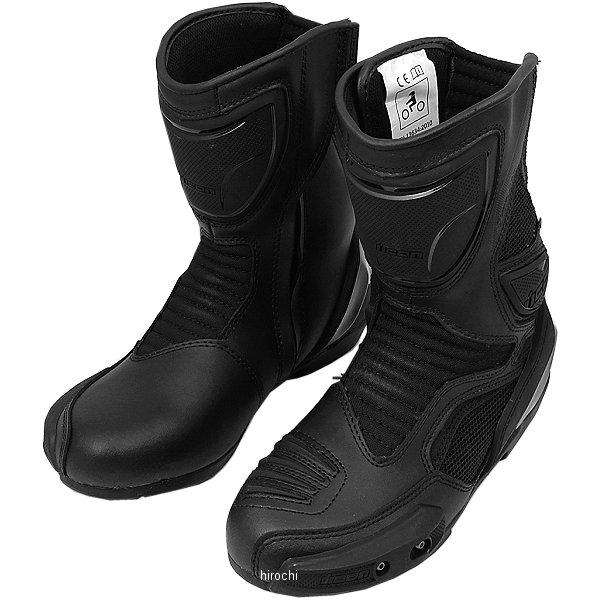 【メーカー在庫あり】 アイコン ICON ブーツ CE OVRLRD 黒 10.5サイズ 28.5cm 3403-0590 HD店