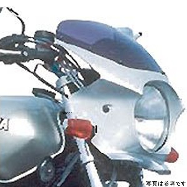 ブラスター BLUSTER2 ビキニカウル XJR1300、XJR1200 白ゲルコート 21061 HD店