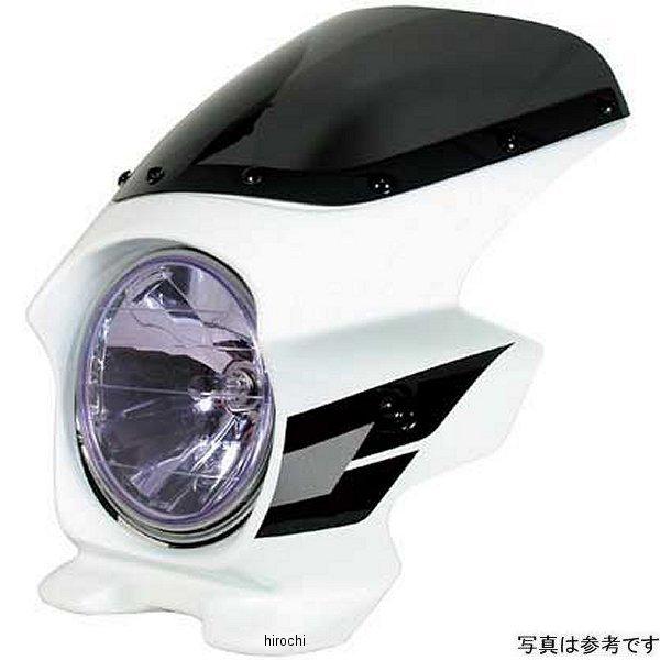 ブラスター BLUSTER2 ビキニカウル ホーネット パールフェイドレスホワイト エアロ 91046 HD店