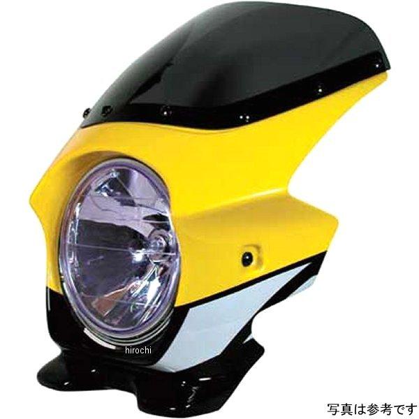 ブラスター BLUSTER2 ビキニカウル 04年 XJR400 レディッシュイエローカクテル 1 エアロ 91094 HD店