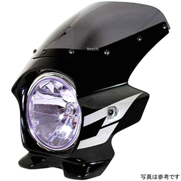 ブラスター BLUSTER2 ビキニカウル 05年 CB400SF H-V Spec3 黒 エアロ 93127 HD店