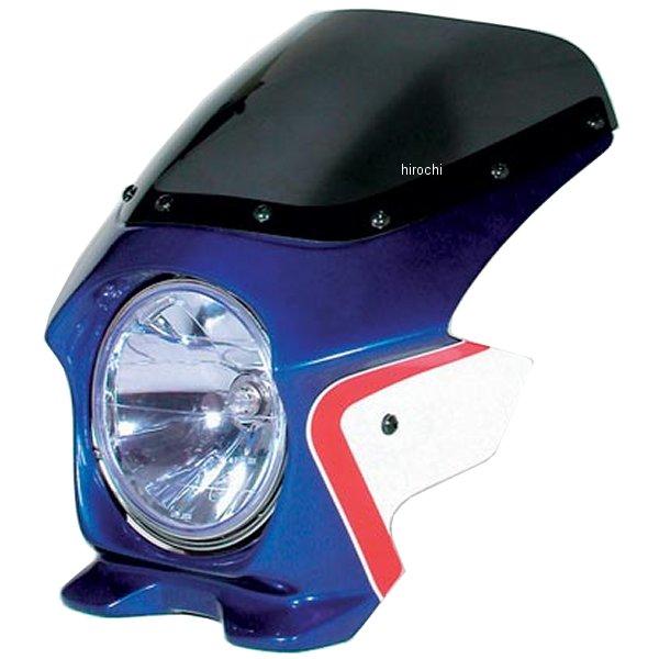 ブラスター BLUSTER2 ビキニカウル 06年 CB400SF H-V Spec3 パールヘロンブルー エアロ 93133 HD店
