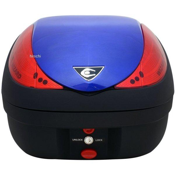 クーケース COOCASE リアボックス V36 ウィザード スペックF2 36L メタリックブルー CN36070 HD店