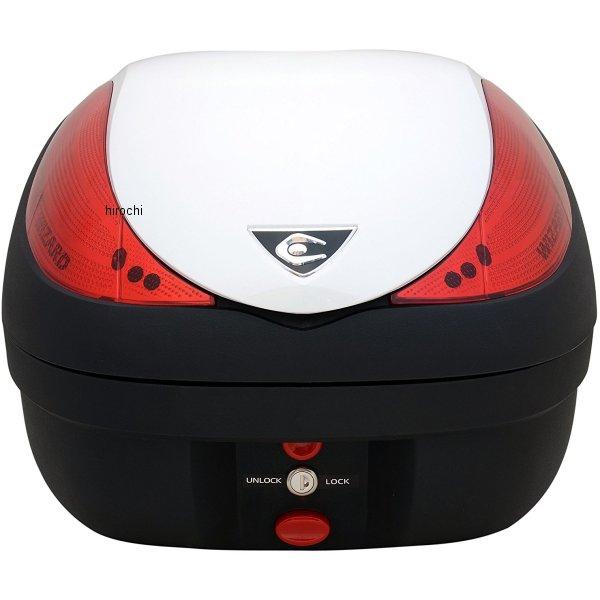 クーケース COOCASE リアボックス V36 ウィザード スペックF2 36L パールホワイト CN36110 HD店