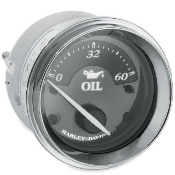 【USA在庫あり】 ハーレー純正 チタン 油圧計 08年-13年 74690-10 HD店