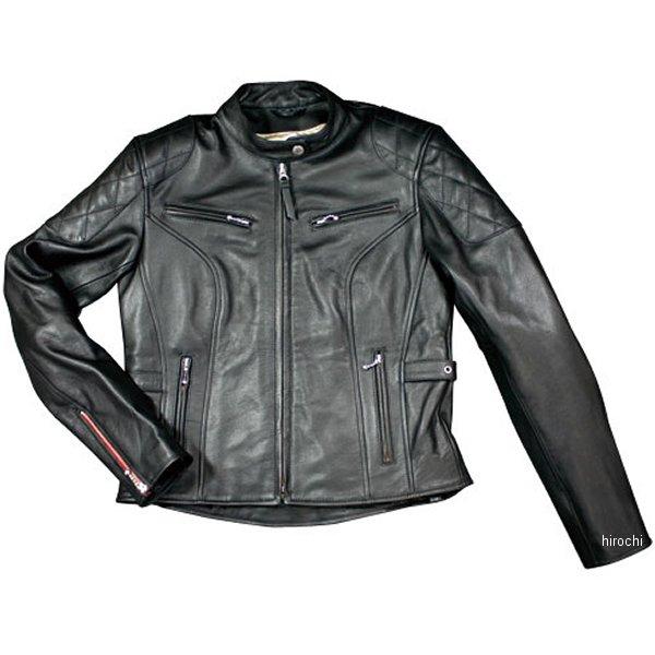 モトフィールド MOTO FIELD ライダースジャケット レディース 黒 Mサイズ MF-LJ116 HD店