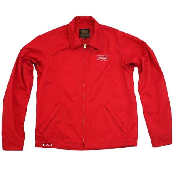 カドヤ KADOYA 2017年春夏モデル ワークジャケット ST-WORK X 赤 Lサイズ 6562 HD店