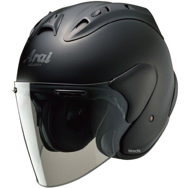 ホンダ純正 春夏モデル Honda×Arai ジェットヘルメット SZ-Ram4 フラットブラック Lサイズ 0SHGK-JRA4-K1 HD店