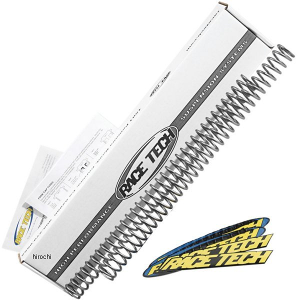 【USA在庫あり】 レーステック RACE TECH フォークスプリング 00年-14年 KX65 .28kg/mm FRSP274328 HD店