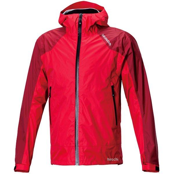 ホンダ純正 春夏モデル スーパーシェルジャケット 赤 4Lサイズ 0SYES-X3G-R HD店