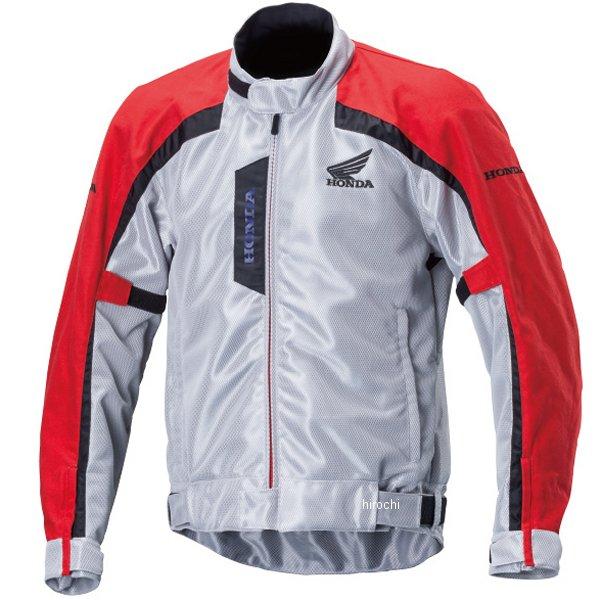 ホンダ純正 春夏モデル ブレードメッシュジャケット 赤/グレー 4Lサイズ 0SYTH-X37-R HD店