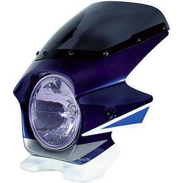 ブラスター BLUSTER2 ビキニカウル 05年 GSX1400 パールネブラーブラック 23232 HD店