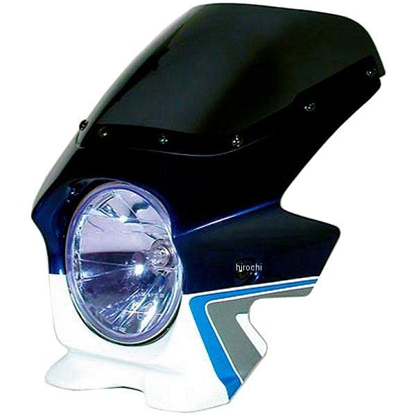 ブラスター BLUSTER2 ビキニカウル 06年 GSX1400 パールスズキディープブルーNO2/グラススプラッシュホワイト 23233 HD店